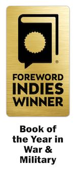 Foreword Indies award sitcker w text